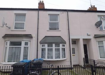 Thumbnail 2 bedroom terraced house for sale in Chester Grove, Albemarle Street, Hull