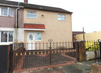 Thumbnail 3 bed end terrace house for sale in Buxted Road, Kirkby, Liverpool