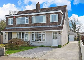 Thumbnail 3 bed semi-detached house for sale in Forthvras, Illogan Downs, Redruth