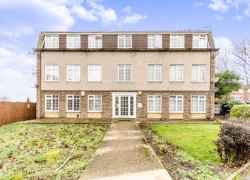 Thumbnail 2 bed flat for sale in Canford Close, The Ridgeway