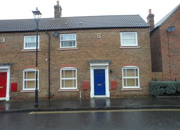 Thumbnail 2 bed end terrace house to rent in Wedgewood Street, Fairford Leys, Aylesbury