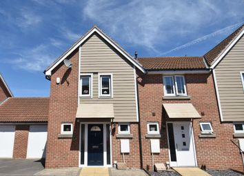 Thumbnail 3 bed semi-detached house for sale in Benham Road, Basingstoke