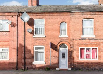 Thumbnail 3 bed terraced house to rent in Royle Street, Northwich