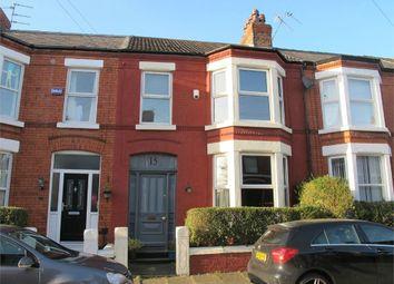Thumbnail 3 bedroom terraced house for sale in Norbury Avenue, Allerton, Liverpool, Merseyside