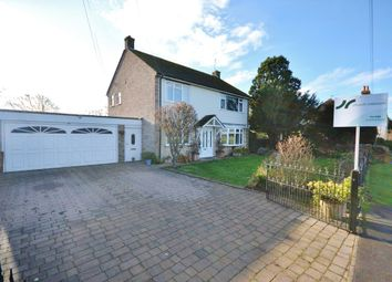 Thumbnail 4 bed detached house for sale in Sutton Road, Milton, Abingdon