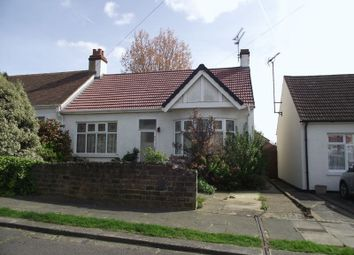 Thumbnail 2 bedroom bungalow for sale in Highfield Grove, Westcliff-On-Sea