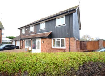 Thumbnail 3 bed semi-detached house for sale in Montgomery Drive, Spencers Wood, Reading