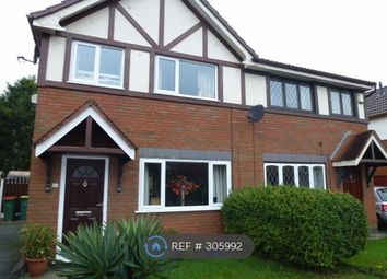 Thumbnail 3 bedroom semi-detached house to rent in Dovedale Close, Preston