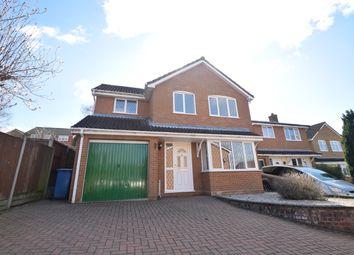 Thumbnail 4 bed detached house to rent in Schoorl Close, Hadleigh, Ipswich