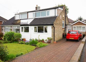 Thumbnail 2 bedroom semi-detached bungalow for sale in Glendale Drive, Wibsey, Bradford
