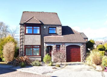 Thumbnail 3 bedroom detached house for sale in Broaddykes Crescent, Kingswells, Aberdeen