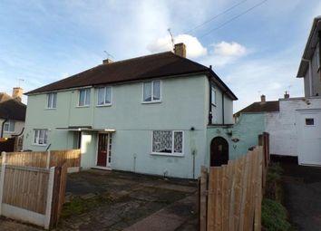 Thumbnail 3 bed semi-detached house for sale in Maypole Avenue, Clifton, Nottingham, Nottinghamshire
