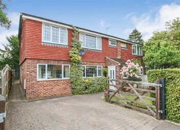 Thumbnail 5 bed semi-detached house for sale in Riverside, Forest Row, East Sussex