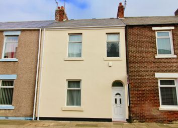 Thumbnail 2 bed terraced house for sale in Gladstone Street, Sunderland