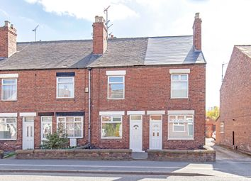 2 bed terraced house for sale in The Bungalows, Sheffield Road, Killamarsh, Sheffield S21