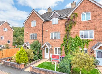 Thumbnail 3 bed town house for sale in Tweedale Wharf, Madeley, Telford