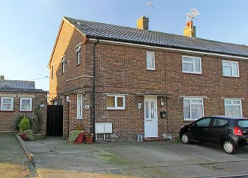 Thumbnail 2 bedroom maisonette for sale in Commonwealth Close, Sittingbourne