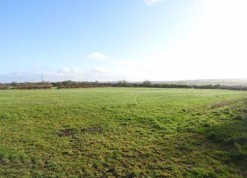 Thumbnail Land for sale in Rhosygadair Fach, Tremain, Ceredigion
