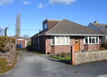 Thumbnail 4 bed detached bungalow for sale in Kings Court Close, Gillingham