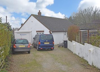 Thumbnail 3 bedroom detached bungalow for sale in Jacobs Ladder, Child Okeford, Blandford Forum