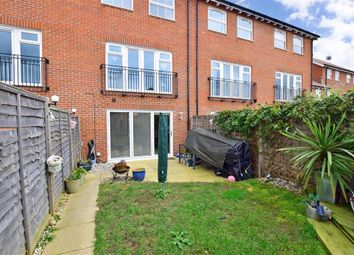Thumbnail 3 bed terraced house for sale in Leigh Road, Sittingbourne, Kent