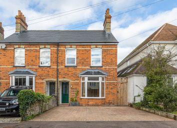 Salisbury Road, Baldock, Herts SG7. 3 bed semi-detached house for sale