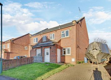 Thumbnail 2 bed semi-detached house for sale in Pond Farm Close, Hinderwell, Saltburn-By-The-Sea