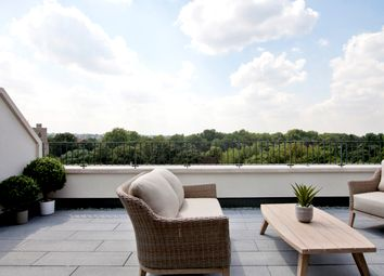 Thumbnail 3 bed flat for sale in Bishops Gate, London
