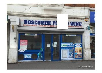 Thumbnail Retail premises to let in Sea Road 21, Boscombe