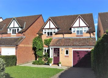 Thumbnail 4 bedroom detached house for sale in Aismunderby Close, Ripon