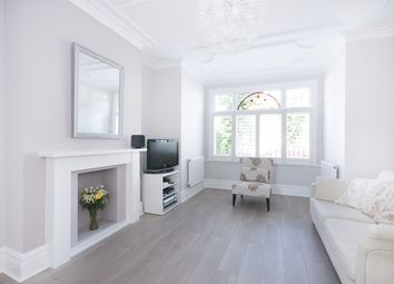 Thumbnail 5 bed terraced house to rent in Farquhar Road, London