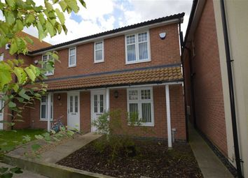 Thumbnail 2 bed town house for sale in Rawson Way, Hornsea, East Yorkshire