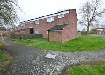 Thumbnail 3 bed end terrace house for sale in Ibstock Close, Redditch