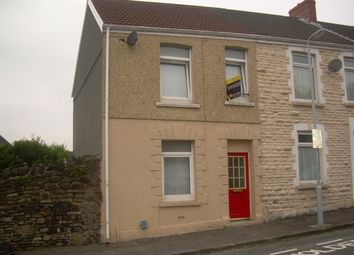 Thumbnail 3 bed end terrace house to rent in Richard Street, Manselton, Swansea.