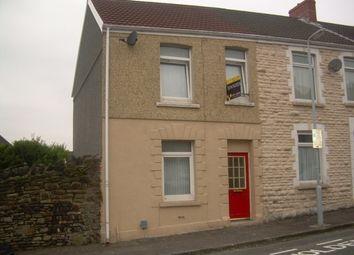 Thumbnail 3 bedroom end terrace house to rent in Richard Street, Manselton, Swansea.
