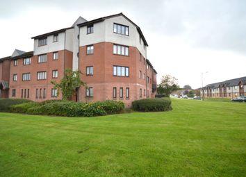 Thumbnail 2 bed flat for sale in Longdales Avenue, Falkirk