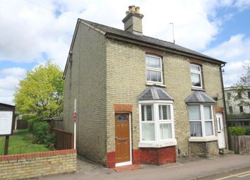 2 bed semi-detached house for sale in Queens Road, Royston SG8