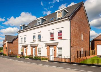 "Thumbnail 3 bed end terrace house for sale in ""Padstow"" at Columbia Crescent, Wolverhampton"