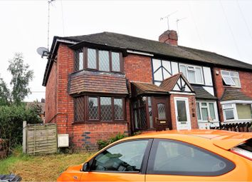 Thumbnail 2 bed end terrace house for sale in George Street, Coventry