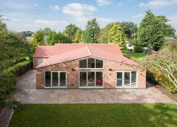 Thumbnail 4 bed detached bungalow for sale in Bourton Road, Frankton, Rugby