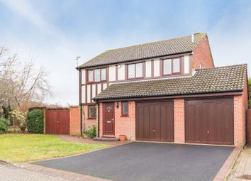 Thumbnail 4 bed detached house for sale in Hightown, Ringwood, Hampshire
