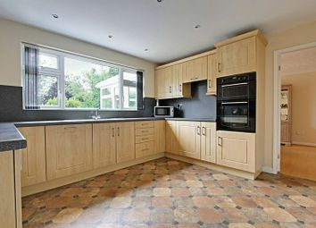 Thumbnail 4 bed detached house for sale in Council Villas, Thornton Road, Goxhill, Barrow-Upon-Humber