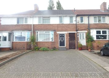 Thumbnail 3 bed terraced house to rent in Edenhurst Road, Longbridge, Northfield, Birmingham