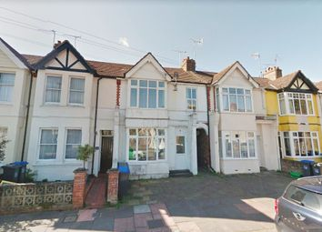 Thumbnail 2 bedroom flat to rent in Southfield Road, Broadwater, Worthing