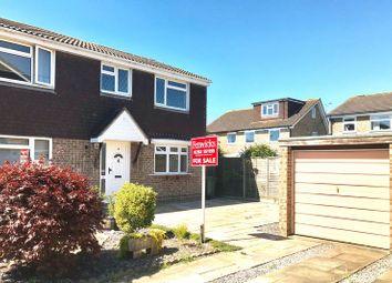 3 bed semi-detached house for sale in Ajax Close, Stubbington PO14