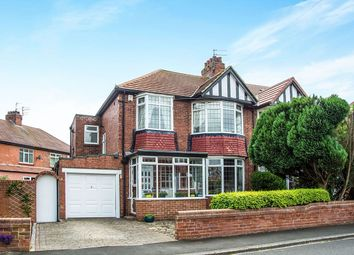 Thumbnail 3 bedroom semi-detached house to rent in Polwarth Crescent, Gosforth, Newcastle Upon Tyne