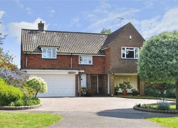 Thumbnail 4 bedroom detached house for sale in Pleasure Pit Road, Ashtead