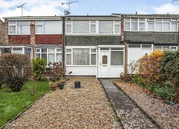 Thumbnail 3 bed terraced house for sale in Trewint Close, Exhall, Coventry, Warwickshire