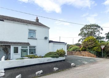 Thumbnail 2 bed semi-detached house for sale in Liftondown, Lifton