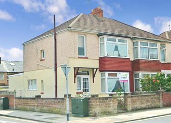 Thumbnail 3 bedroom semi-detached house for sale in Battenburg Avenue, Portsmouth, Hampshire